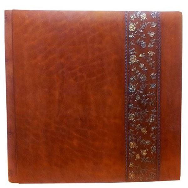 Picture of Leather Deluxe Photo Album 1